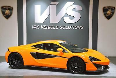 Mclaren 570S 3.8 V8 Ssg Coupe HIGH SPEC