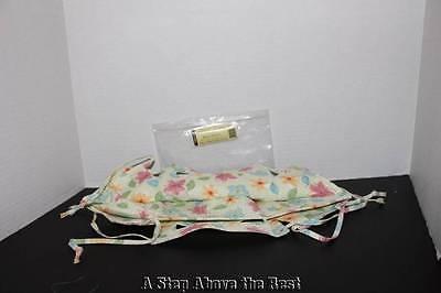 Longaberger Small Serving Basket Liner in Floral Blooms #23567286 NEW