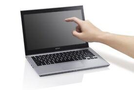 Sony Vaio. SVT131 Ultrabook Core i7 3517U/ 8gb/ 320gb/ Win 7/ Touchscreen