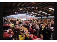 Giant Flea Market / Car Boot Sale / Indoor-Outdoor Event / Every Sunday / Days Out / Things To Do