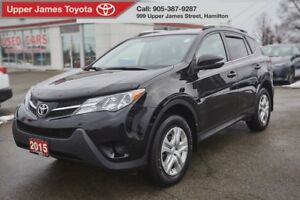 2015 Toyota RAV4 LE LE UPGRADE PACKAGE
