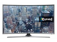 "Samsung 40"" Curved Smart TV 1080p"