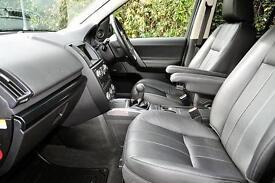 Land Rover Freelander TD4 SE TECH (black) 2014-09-24