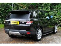 Land Rover Range Rover Sport SDV6 HSE (black) 2014-05-12