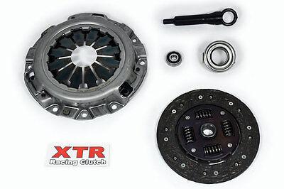 Non Turbo Race - XTR RACING HD CLUTCH KIT 1989-1997 GEO 1998-00 CHEVY METRO 1.0L 3CYL NON-TURBO