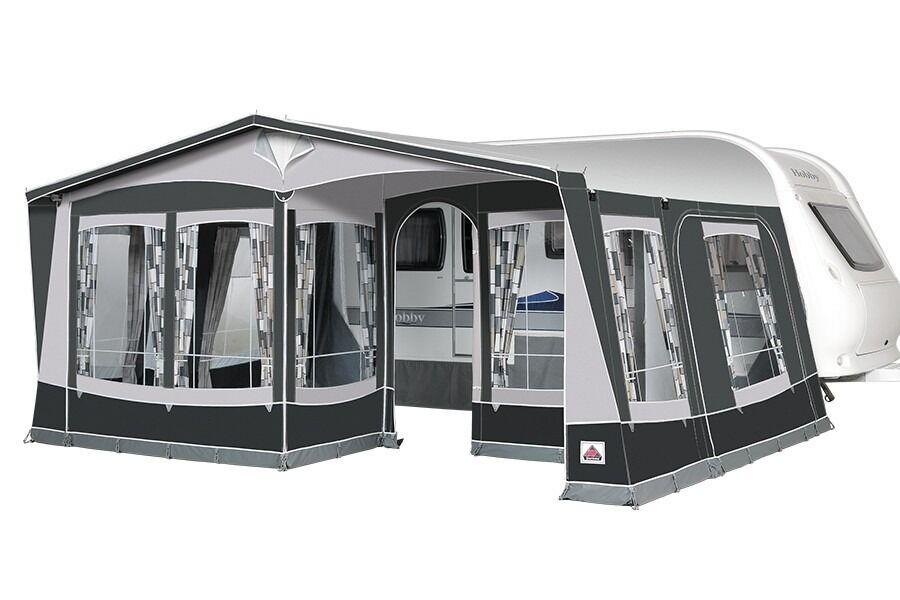 Dorema Royal 350 luxury awning size 14, depth 350cm, only ...