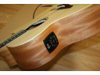Faith 'Naked Venus' electro acoustic guitar. Award winning. Cost £400. bargain at £270