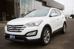 2014 Hyundai Santa FE Sport 2.0 Turbo LTD A Leather Htd Seats,Su