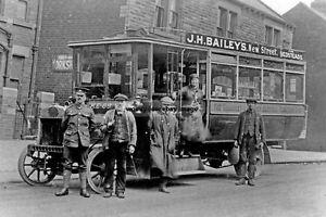 pt0275 - Barnsley & District Bus , Yorkshire - photo 6x4