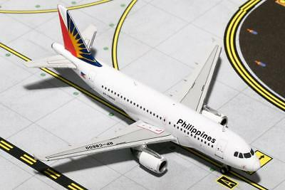 Philippine Airlines Airbus A319 Rp C8699 Gemini Jets Gjpal1435 Scale 1 400
