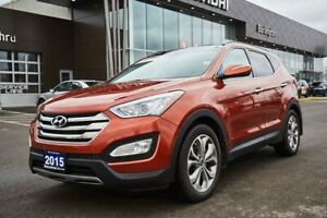 2015 Hyundai Santa FE 2.0T SE Leather Roof Turbo AWD