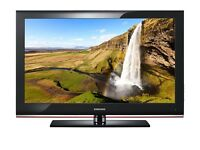 SAMSUNG 32INCH LCD TV WITH INTEGRATED FREEVIEW THREE HDMI 1080P