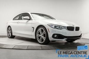 2014 BMW 4 Series 428i xDrive PREMIUM AWD, CUIR, TOIT, CAMERA, B