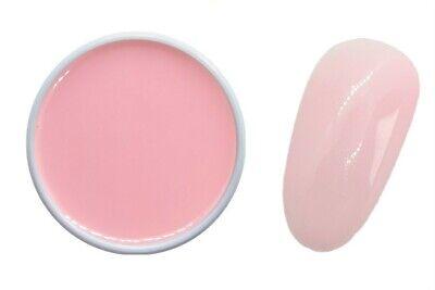 UV Aufbau Gel rose milchig 15ml dickviskos Babyboomer Aufbaugel