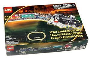 lego electric train set instructions