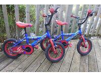 Huffy 12 inch Boys Bicycle - £20 each