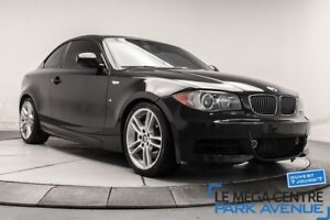 2011 BMW 1 Series 135i ***LIQUIDATION*** CUIR, MAGS, BTH