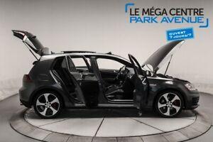 2017 Volkswagen Golf GTI AUTOBAHN TOIT, NAV, MAGS**33000KM**