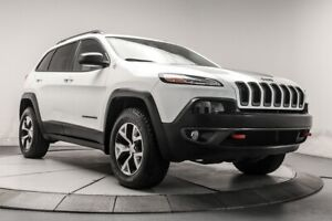 2017 Jeep Cherokee Trailhawk 4WD CUIR, TOIT, MAGS, BTOOTH