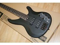 Almost new Yamaha TRBX504 Bass Guitar, Sell or Swap