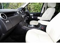 Land Rover Discovery SDV6 HSE LUXURY (black) 2014-09-22