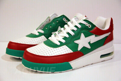 DS NEW Rare 2007 A Bathing Ape BAPE STA Footsoldier ROADSTA US 10 Nigo ITALIA JP