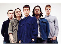 The Maccabees x2 Standing Tickets - Friday 30th June 2017 at Alexandra Palace, London