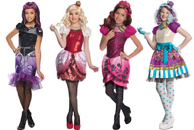 Rubies Ever After High Kinder Mädchen Kostüm Perücke Fasching Karneval Haloween