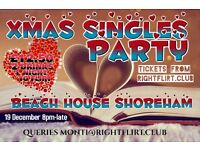 Xmas Singles Party (Shoreham)