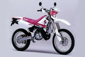Wanted: Yamaha DT200 parts or Bike