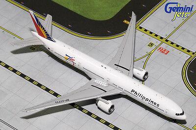 Gemini Jets Philippine Airlines Boeing 777 300Er 1 400 Die Cast Gjpal1581