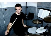 FREE drum lesson! Fun and engaging drum lessons in pro drum studio, experienced teacher, any ability