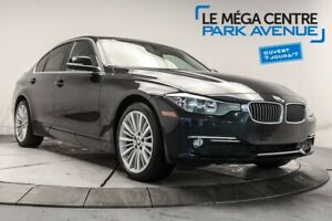 2015 BMW 3 Series 320i xDrive LUXURY, CUIR, TOIT, BTH, MAGS