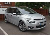 CITROEN NEW GRAND C4 PICASSO 1.6 BlueHDi (120ps) Exclusive+ EAT6 Auto (arctic steel metallic) 2015