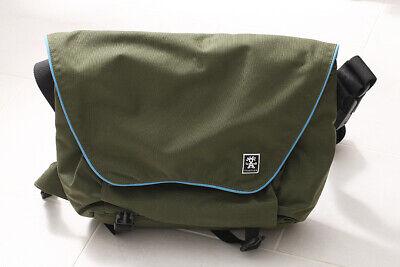 Crumpler Tasche für einen Laptop + kleine Fotoausrüstung