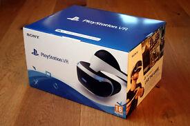 PlayStation VR (PSVR) - brand new/factory sealed ** SOLD **