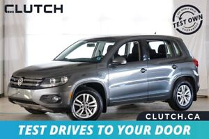 2012 Volkswagen Tiguan Comfortline Finance for $62 Weekly OAC