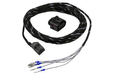 For Vw Amarok 2H Original Kufatec Cable Loom Pdc Sensor Control Unit Rear Rear