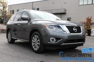 2015 Nissan Pathfinder S 4X4 7 PASS BLUETOOTH, MAGS, GROUPE ELEC