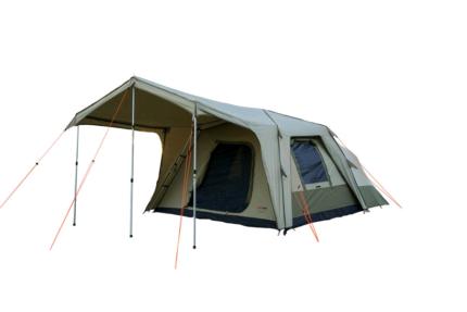 Blackwolf Turbo Plus 300 canvas touring tent plus extras