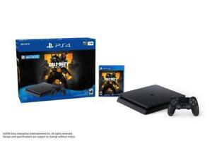 "Sony PS 4 1TB Bundle Pack w/Call of Duty Black Ops Game included@340 $ ""Cash Deal at Store""Save Tax & Save a Lot on Cost"