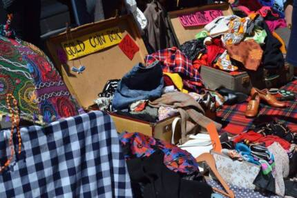 Suitcase Shuffle and Clothes Swap Mini Market Extravaganza!!