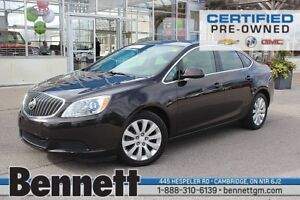 2015 Buick Verano -back up camera, remote start, bluetooth