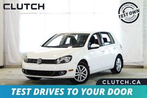 2011 Volkswagen Golf 2.0 TDI Comfortline Finance for $56 Weekly