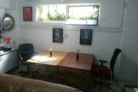 Brighton - BN1 - creative studio, desk/workshop/private studio space available @ Preston Circus