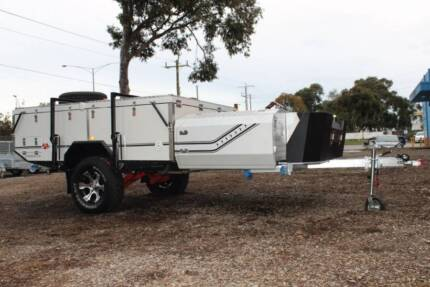 PMX Trailer- Double folding Camper - Stunning Lincoln LX