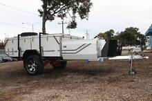 PMX Trailer- Double folding 4 Berth Hard Floor Off Road Camper - Wangara Wanneroo Area Preview