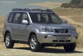 Wanted! Nissan xtrail