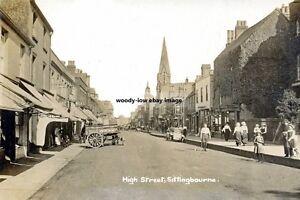 rp16519 - High Street , Sittingbourne , Kent - photo 6x4