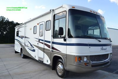2006 GEORGIE BOY PURSUIT 3500DS CLASS A Gas FORD V10 Motor Home RV +LTD Warranty